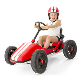 Chillafish Monzi RS Pedal Go-Kart Kids, red